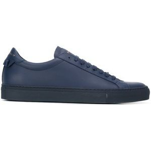Givenchy Navy Blue Low top sneakers men's
